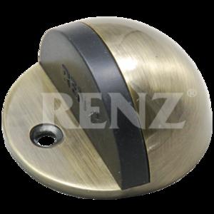 Ограничитель дверной напольный Renz античная бронза Арт 71897