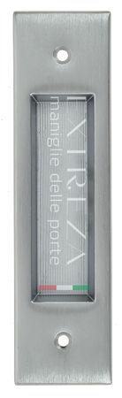 Ручка для раздвижных дверей Extreza P604 матовый хром F05