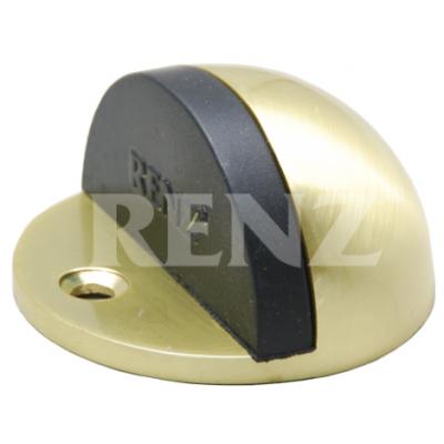 Ограничитель дверной напольный Renz матовое золото Арт 67836