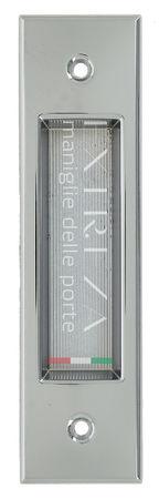 Ручка для раздвижных дверей Extreza P604 полированный хром F04