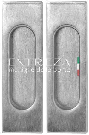 Ручка для раздвижных дверей Extreza P401 матовый хром F05