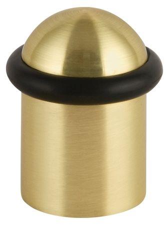 Ограничитель двери 40 мм напольный Punto (Пунто) матовое золото