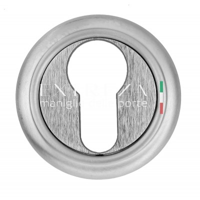 Накладка под цилиндр Extreza  матовый хром F05 Арт 96993