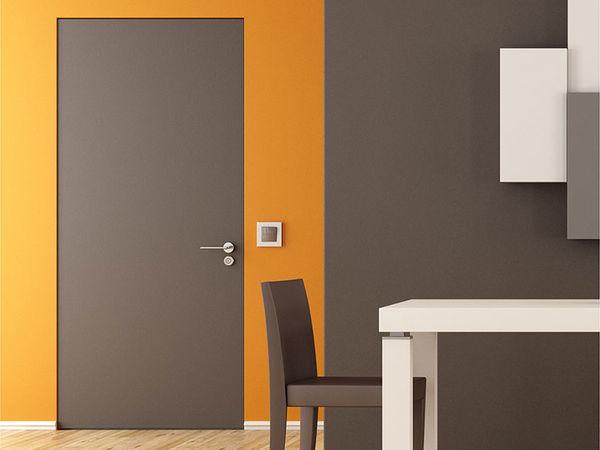 Дверь под покраску с деревянной коробкой
