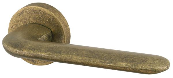 """Дверная ручка ARMADILLO """"URBAN EXCALIBUR URB4"""" OB-13 бронза античная"""