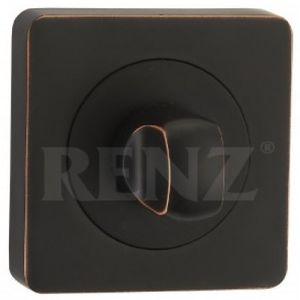 Ручка Фиксатора Renz черная с патиной Арт 81162