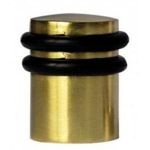 Ограничитель двери 40 мм напольный Linea Cali золото Арт 104309