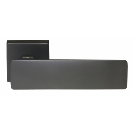 Дверная ручка MORELLI Luxury SPACE BLACK черная бронза