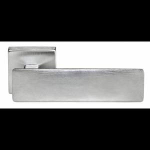 Дверная ручка  MORELLI Luxury SPACE CSA матовый хром