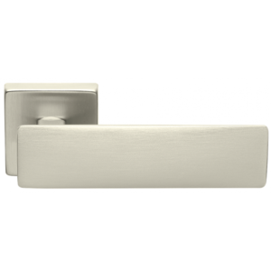 Дверная ручка  MORELLI Luxury SPACE NIS матовый никель