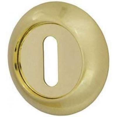 Накладка флажковый ключ Renz латунь матовая Арт 67675