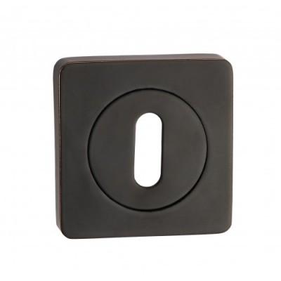 Накладка флажковый ключ Renz черная с патиной Арт 92732
