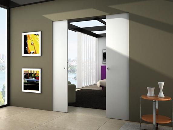 Пенал Эклис Eclisse Syntesis Line  для двухстворчатой раздвижной двери