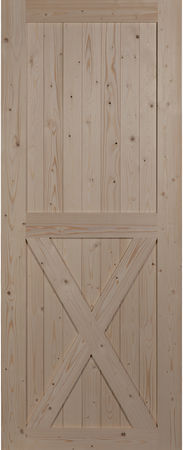 Дверь Амбарная лофт 1053