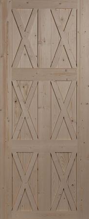 Дверь Амбарная лофт 1054