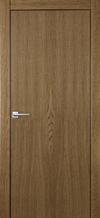Дверь шпон натуральный Дуб