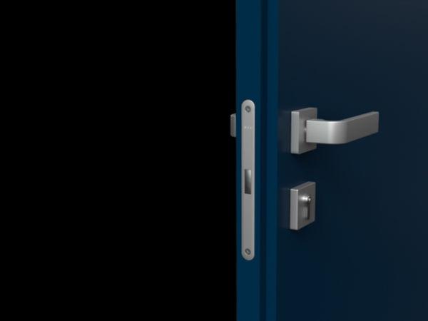 Дверь под покраску Евростандарт