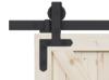 Открытая система  для раздвижных дверей Идун