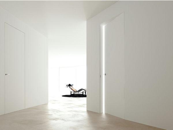Дверь под покраску открывание внутреннее